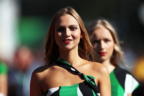 GALERÍA: las bellas chicas Italianas de Monza