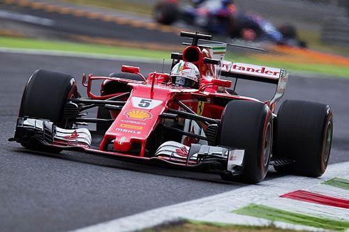 """Troisième à Monza, Vettel promet une """"très bonne fin de saison"""""""