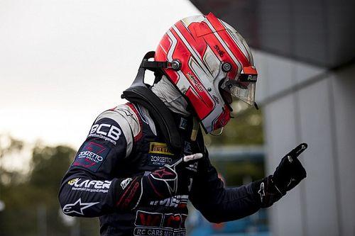 Гьотто выиграл вторую гонку Ф2 в Монце