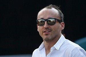 Williams niega la firma de Robert Kubica para 2018