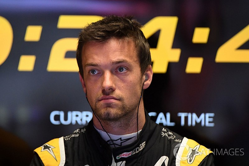Palmer certain he'll see out 2017 season