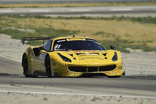 Utah PWC: Ferrari beats Acura in second GT SprintX race