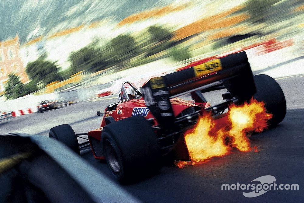 Sizin Köşeniz: Formula 1'in roket yakıtı kullandığı dönem