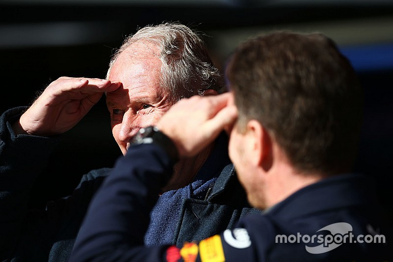 Marko no cree que Bottas esté al nivel de Hamilton