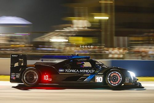Sebring 12h: Hr 10 – Taylors back in charge but AXR stays close