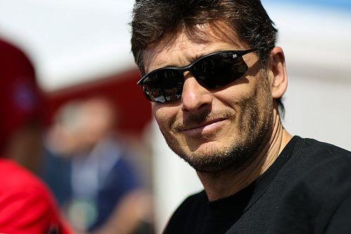 Ex-Formel-1-Pilot Fisichella beim Saisonauftakt am Start