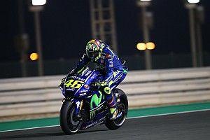 Rossi ungkap sangat kesulitan saat FP3