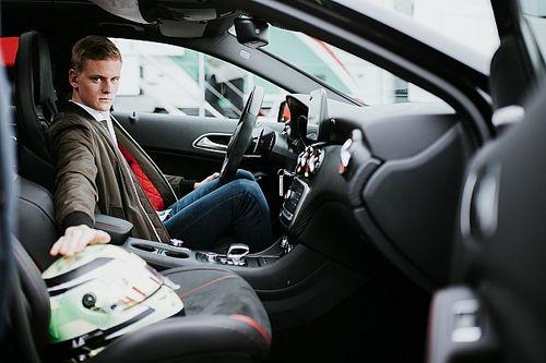 Wie Schumi: Mick Schumacher wird Markenbotschafter von Mercedes