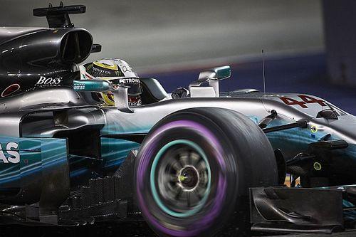 Hamilton vince a Singapore con Vettel KO nel crash del via!
