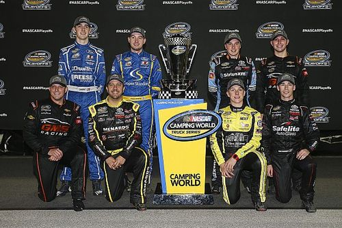Five things to watch in NASCAR Truck playoff opener at NHMS