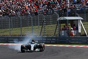F1 Noticias de última hora Una falla en la fibra óptica limitó las comunicaciones de Mercedes