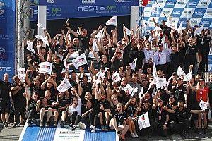 トヨタ社長、WRC参戦1年目を締めくくり「来年はさらに高みを目指す」