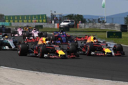 """Ricciardo: Verstappen va """"gommer"""" ses erreurs du premier tour"""
