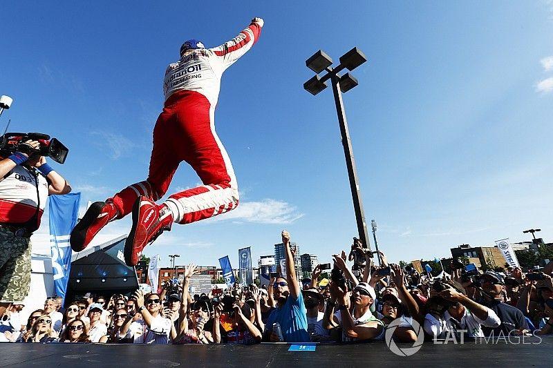 """Rosenqvist: """"Che sorpresa il terzo posto nella generale piloti!"""""""