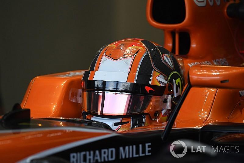Norris en lice pour être pilote de réserve McLaren