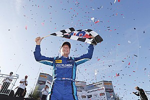 IMSA Nieuws IMSA Laguna Seca: Van der Zande wint na spectaculaire inhaalactie