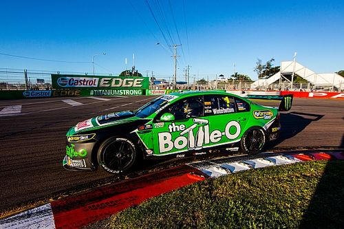 Townsville Supercars: Winterbottom tops Shootout to take pole