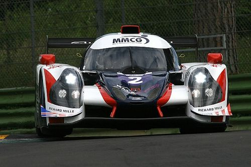 Nissan powers entire prototype field in European Le Mans Series