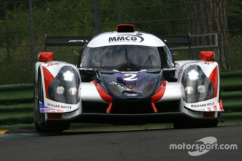 Nissan powers entire prototype field in European Le Mans Series