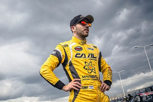 Alon Day fastest in second practice session at Circuit Zolder