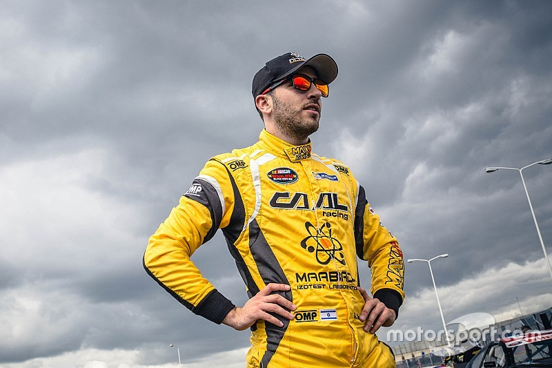 Alon Day to defend his NASCAR Euro championship