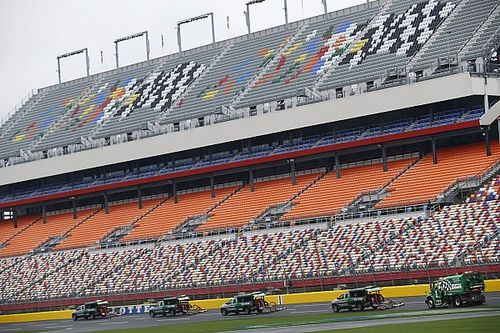 Rain forces NASCAR to cancel All-Star Race qualifying