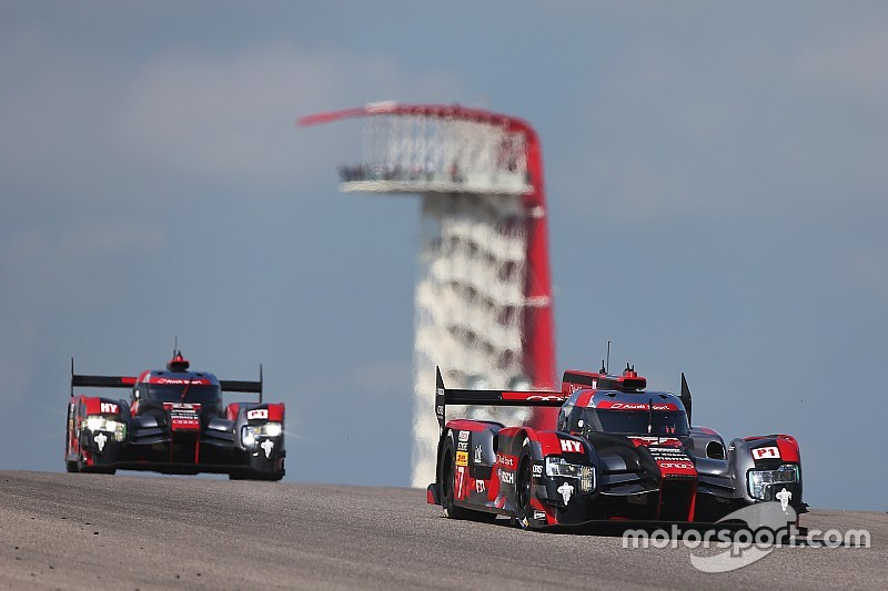 Austin WEC: Audi locks out front row for 6 Hours of COTA