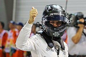 F1シンガポールGP予選:ロズベルグ圧巻のラップでPP獲得。2番手リカルドは決勝SSスタート