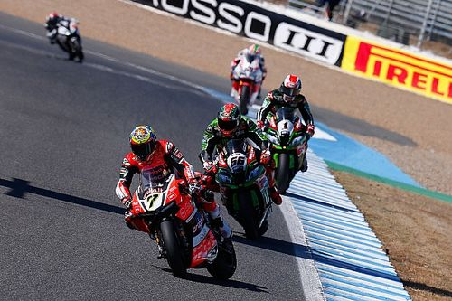 Jerez WSBK: Davies doubles up again with crushing win