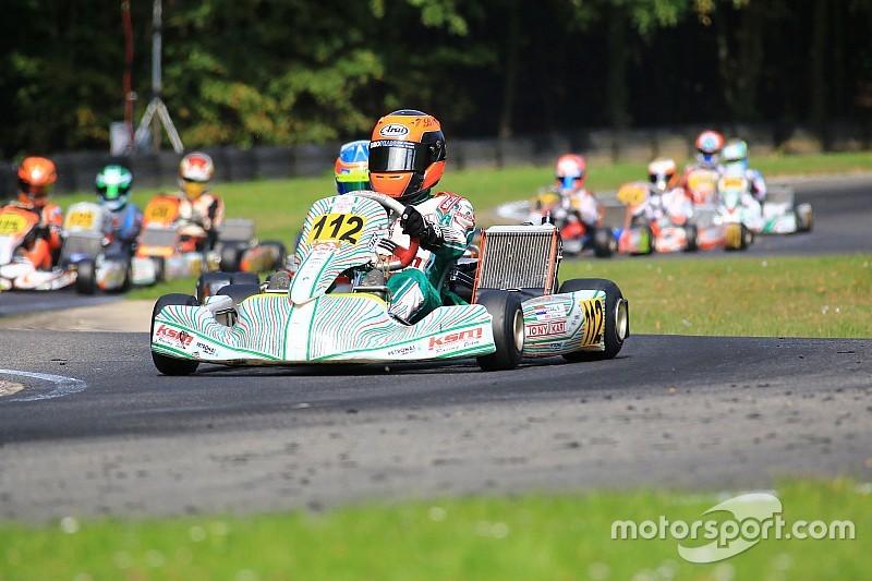Deutsche Kart-Meisterschaft 2016 mit fünf Saisonstationen