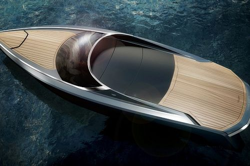 James Bond disposera-t-il de ce yacht Aston Martin ?