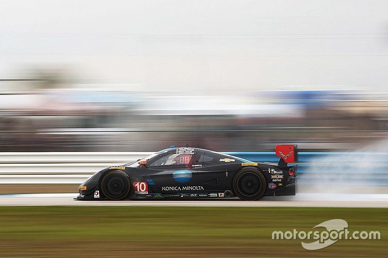 Corvette DP duo from Wayne Taylor Racing to defend victory in Sports Car GP at Long Beach