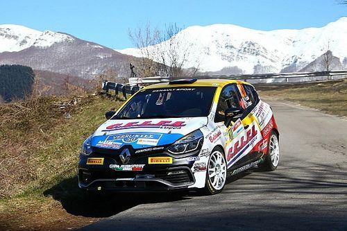 Al Ciocco Luca Panzani si aggiudica Gara 1 del Trofeo Clio R3T Top