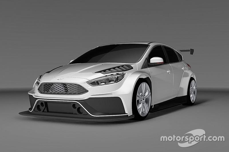 La FRD Motorsports lavora sulla nuova Ford Focus TCR