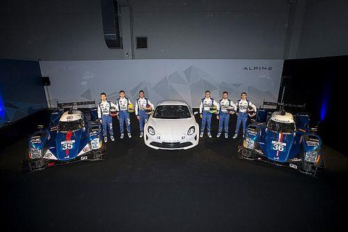 Alpine à la conquête du Championnat du monde avec l'A460