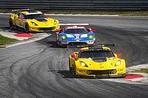 Corvette scores 1-2 as Ferrari falters