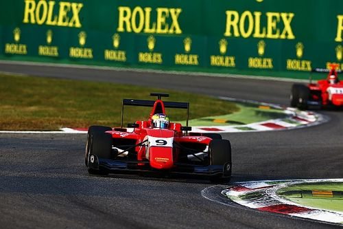 Monza GP3: Dennis takes maiden win in action-packed race