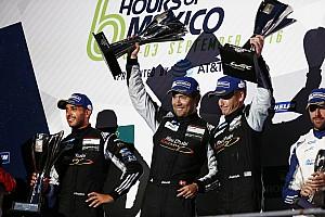 دبليو إي سي  تقرير السباق دبليو إي سي: أبوظبي بروتون يدخل التاريخ بفوزه في سباق المكسيك 6 ساعات