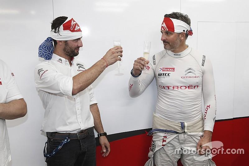 "Muller thanks Lopez for Motegi WTCC win ""gesture"""