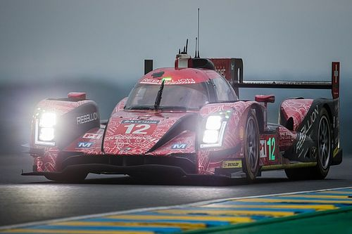 Rebellion Racing wins LMP1 Privateer at 2016 Le Mans 24 Hours