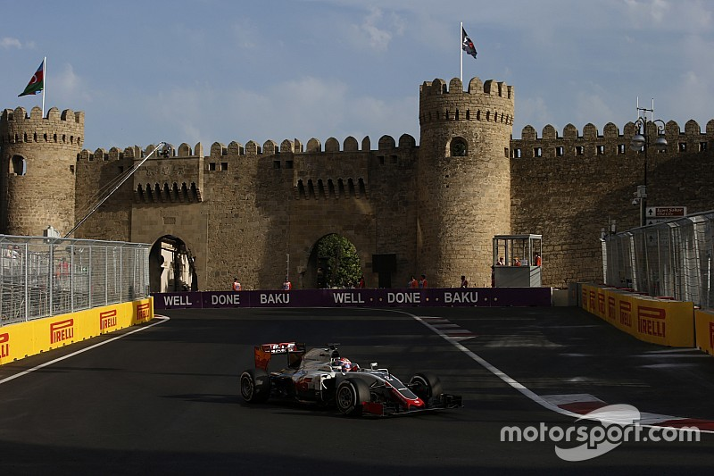 "Baku would be ""perfect fit"" for Formula E, says Agag"