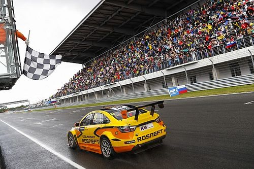 Moscow WTCC: Catsburg takes maiden win, completes Lada double
