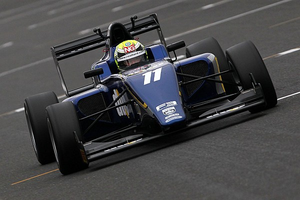 BF3 Snetterton BF3: Collard wins Race 1 as Ahmed rolls