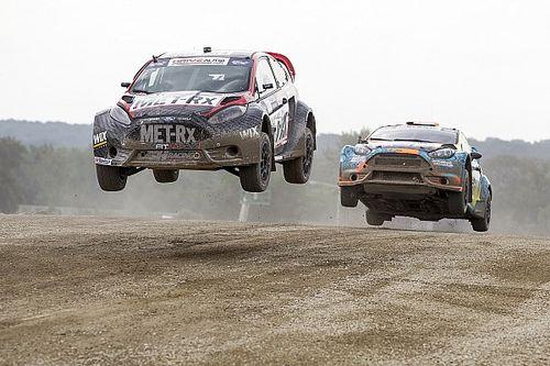 Red Bull Global Rallycross season resumes in Atlantic City