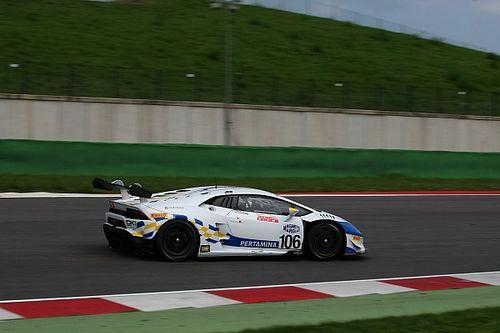 Super GT Cup-GT Cup: a Misano la pole è per Costa e Baruch