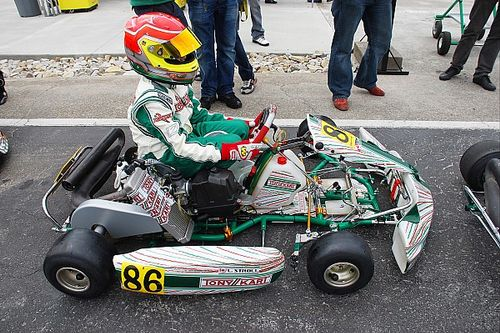 Canadian National Karting Championships to be held at Mosport Kartways