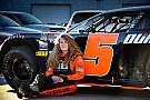 Dominique Van Wieringen to make NASCAR Truck debut at Phoenix