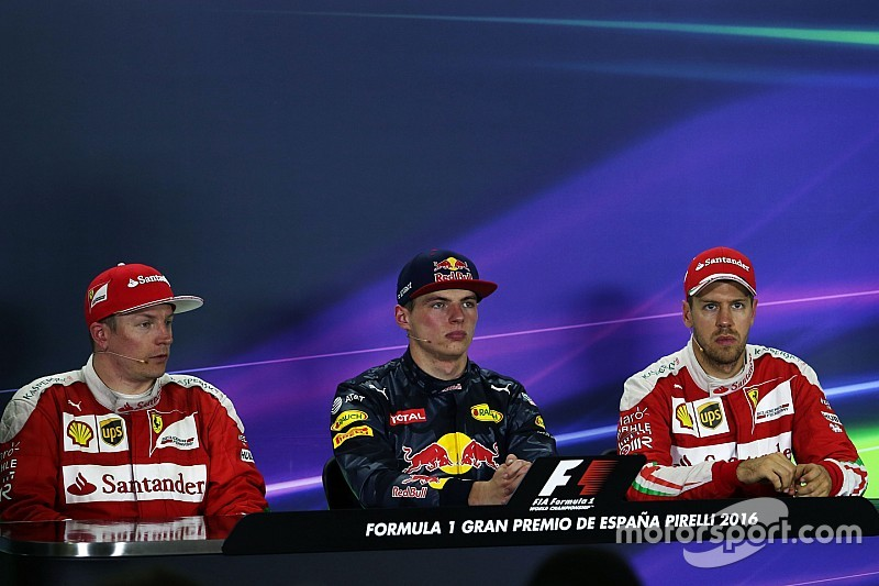 Spanish GP: Post-race press conference