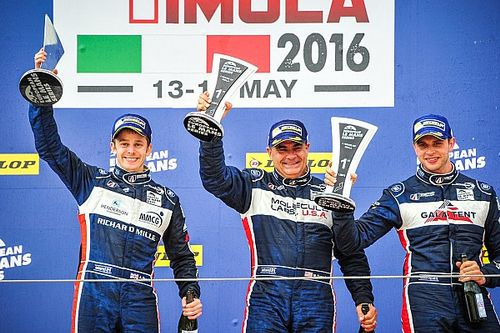 United Autosports scores second consecutive ELMS victory