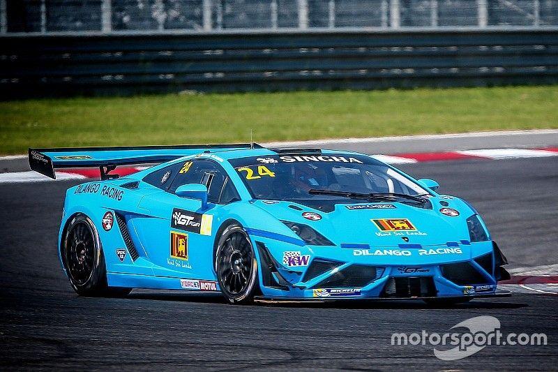 Korea GT Asia: Ebrahim takes class win amid technical troubles
